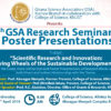 7TH GSA RESEARCH SEMINAR 2018
