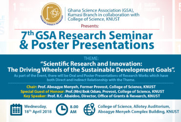 7TH GSA RESEARCH SEMINAR 2018